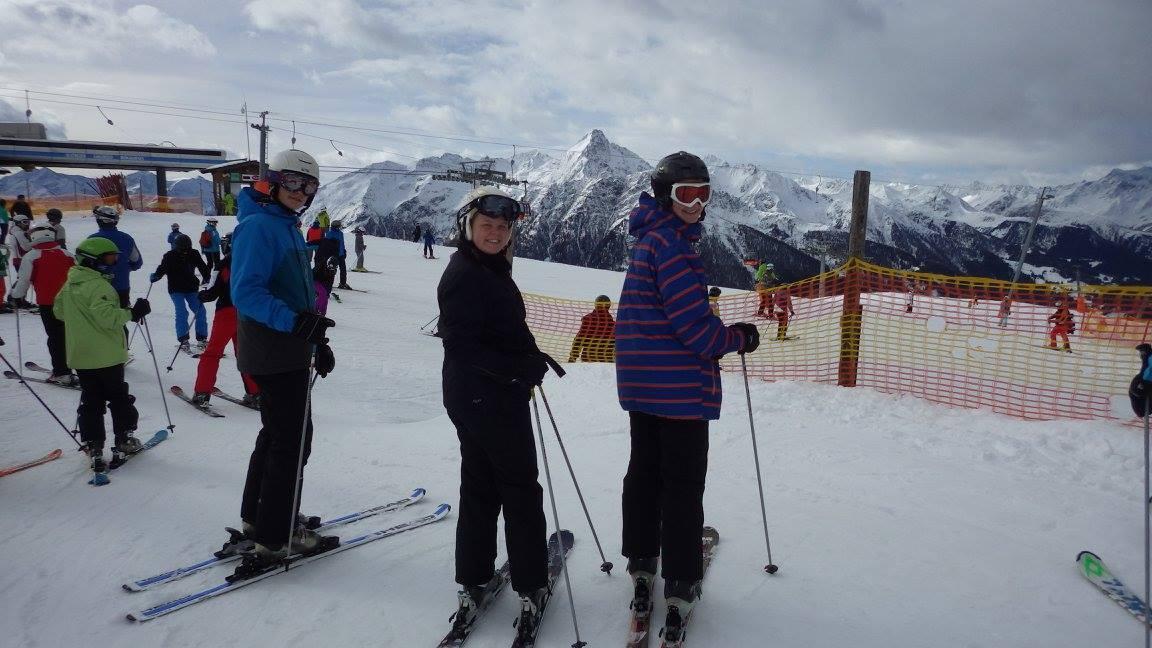Skitur med Lyngs Idrætsefterskole
