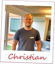 Lærer på Lyngs Idrætsefterskole - Christian